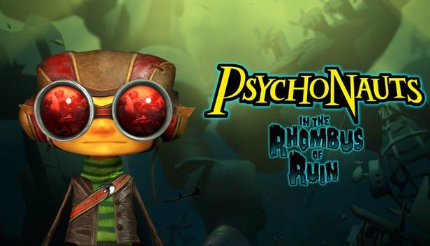 Psychonauts in the Rhombus of Ruin VR £3.09 @ Humble Bundle