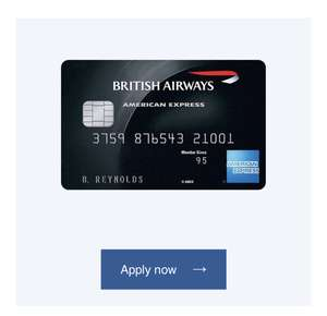 30,000 bonus Avios with £3000 spend for BA Exec club members with BA American Express® Premium Plus Card ***NO REFERRALS***