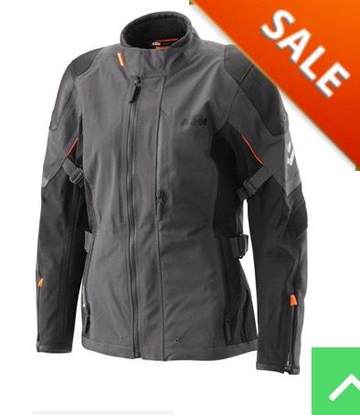 KTM HQ Adventure Jacket £169.99 @ M&P Direct