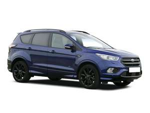 Ford Kuga 1.5 Ecoboost Zetec (3 + 35 @ £197.15) lease, 8,000 miles per annum - total £7,492 for 3 yrs @ What Car