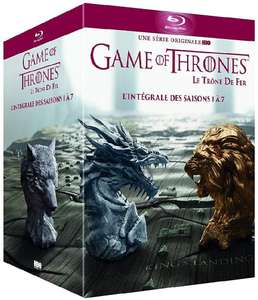 Game of Thrones - The Complete Season 1 to 7 Blu-ray £43 delivered @ Amazon France