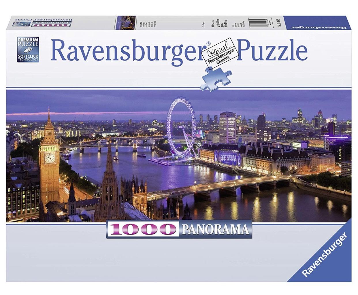 Ravensburger London at Night, 1000pc Jigsaw Puzzle - Add on item @ Amazon - £3.90