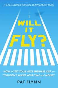 FREE KINDLE BOOK - WILL IT FLY - PAT FLYNN @ AMAZON UK Kindle Edition