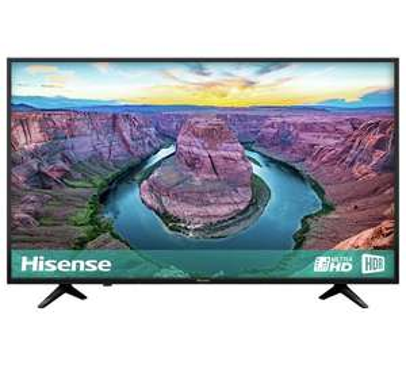 Hisense 65 Inch H65AE6100UK Smart 4K UHD TV with HDR - £549 @ Argos