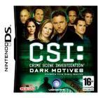 CSI: Crime Scene Investigation - Dark Motives Nintendo DS £11.99 + Free Delivery/Quidco/RAC 5% @ Play