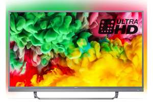 Philips 55 inch smart TV with ambilight PUS6803 now under £500