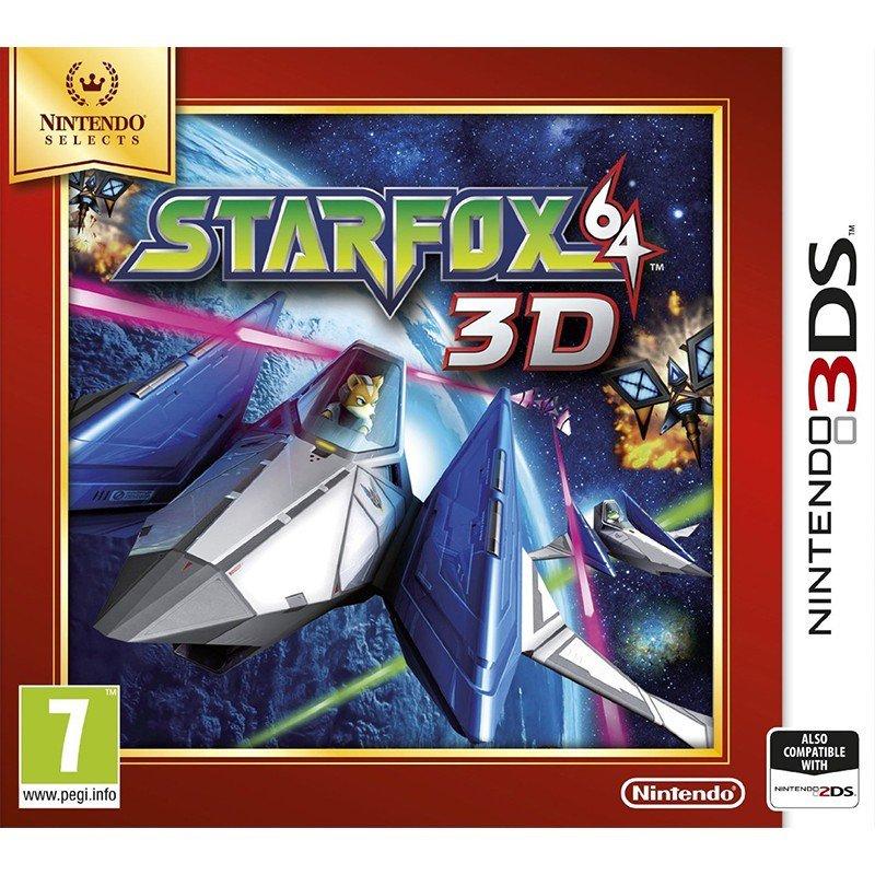 STAR FOX 64 3D - NINTENDO 3DS SELECTS £7.95 @ TGC