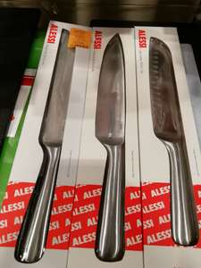 Alessi knives from £5.99 instore @ TK Maxx