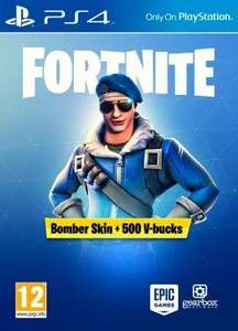 Fortnite - Royale Bomber ps4 Bundle - £8.99 @ CD Keys