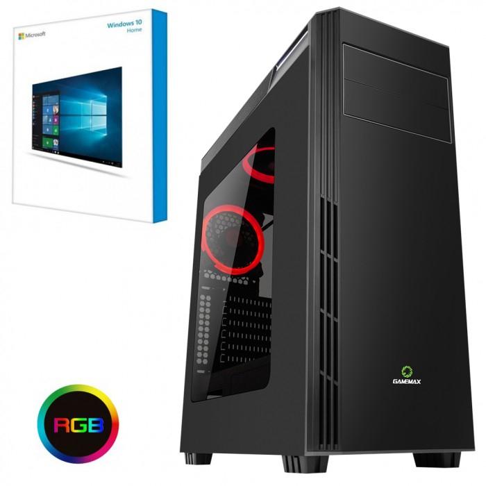 AMD Ryzen 2200G 240gb SSD 8gb DDR4 GTX 1070TI 8gb Graphite Windows 10 PC - £816 @ Freshtec Solutions