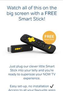 Free Now Tv stick check your emails