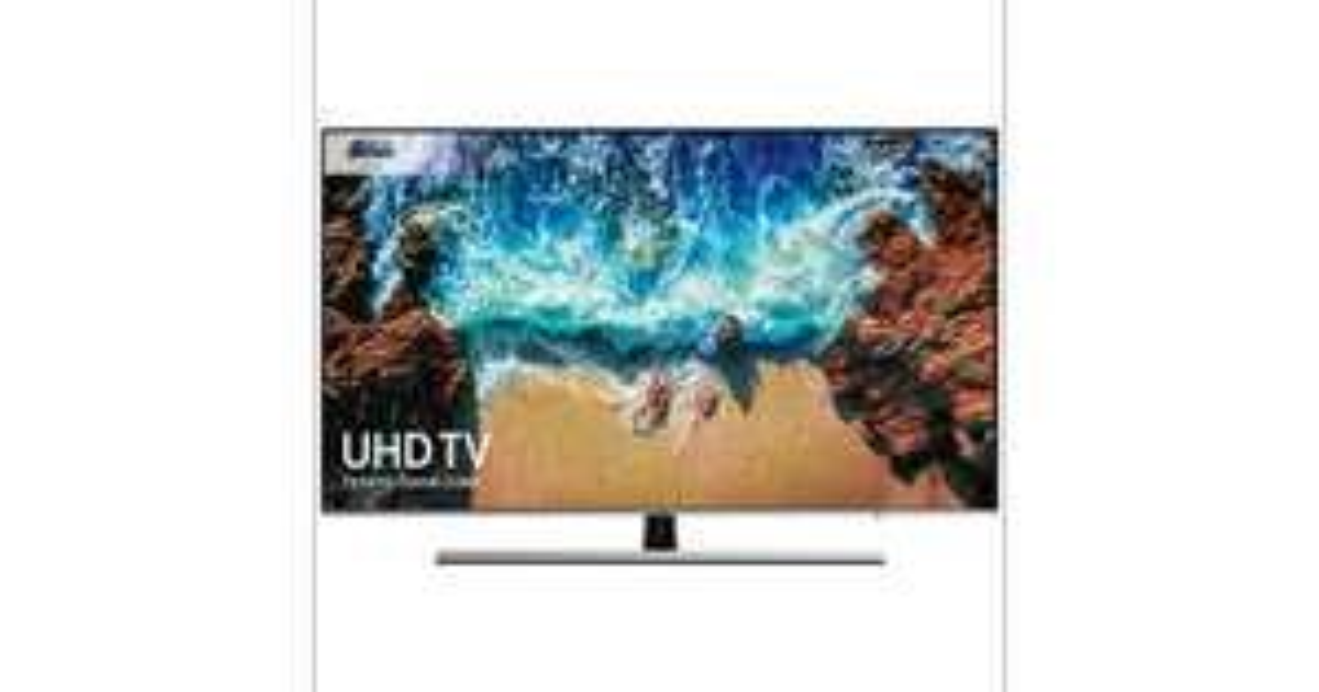 "Samsung UE75NU8000 75"" 4K Ultra HD Smart LED TV @ CO-Op electrical"