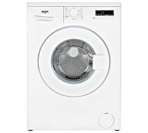 Bush WMDF714W 7KG 1400 Spin Washing Machine - White at  Argos £159.99