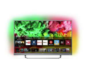 "Philips 49PUS6803 49"" 4K UHD HDR Built-in Soundbar Freeview & Ambilight Smart WiFi LEDTV 2yr warranty £399 (Free C+C or £3.95 p&p) @ Argos"