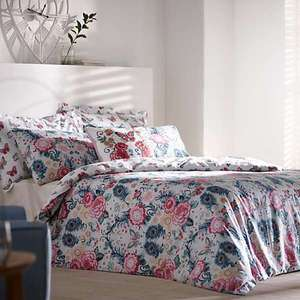 Bedding duvet cover sets from £5.62 and free delivery after discount code @ Kaleidoscope