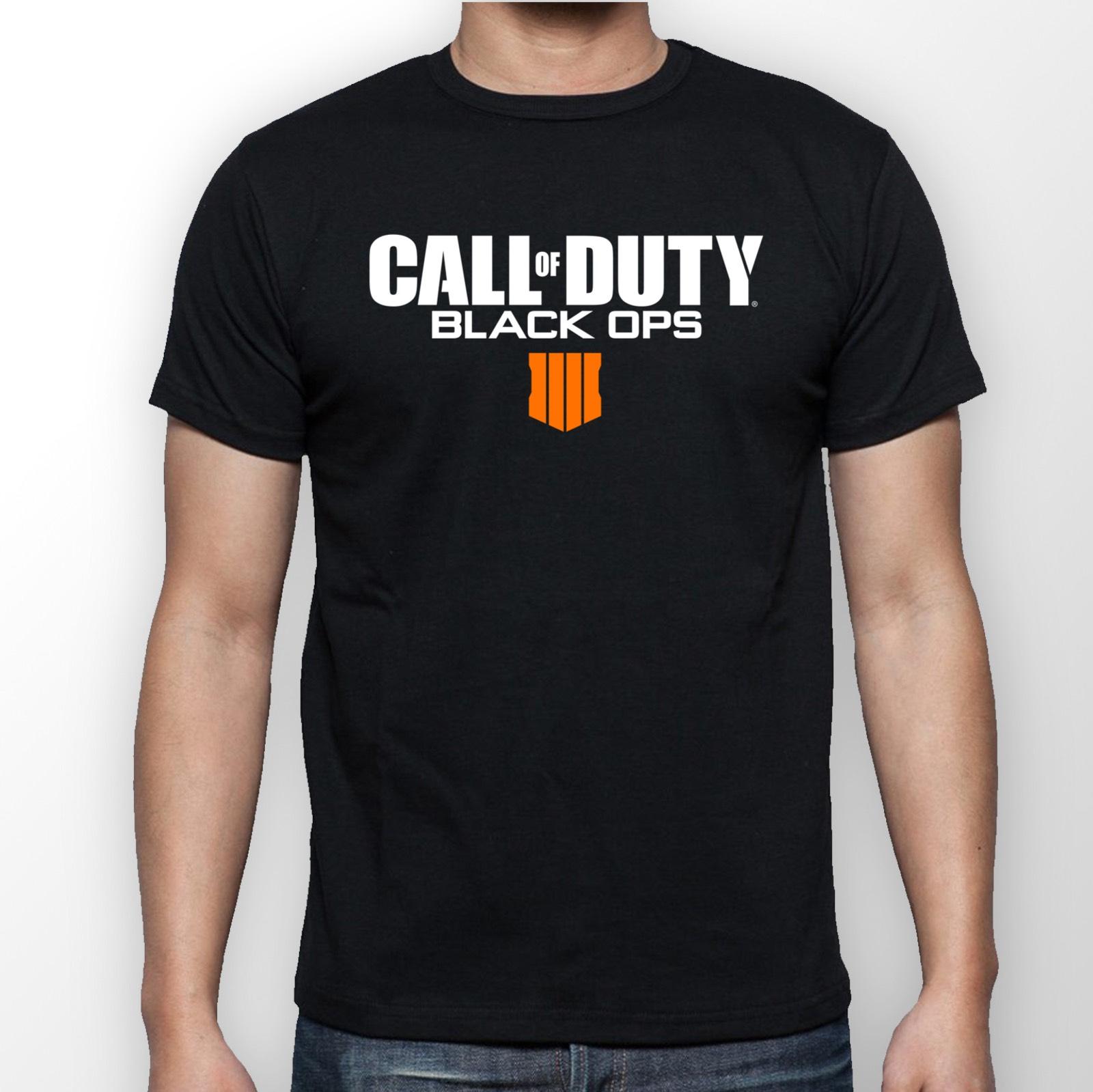 Call of Duty Black Ops 4 tee shirt - £3 instore @ Tesco