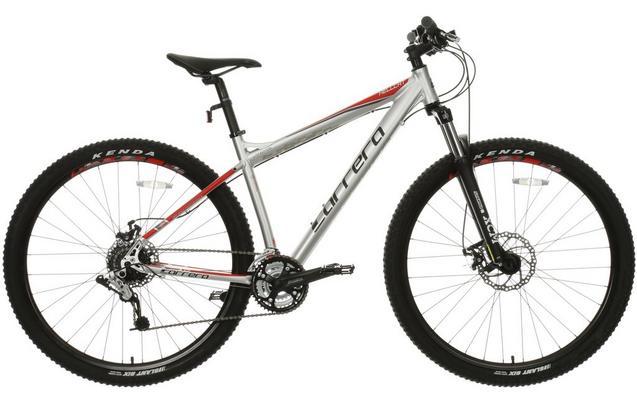 "Carrera Hellcat 16"" Silver Mens Mountain Bike - £120 @ halfords"
