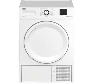BEKODTBP9001W 9 kg Heat Pump Tumble Dryer - White at Currys for £349 (329 using code)