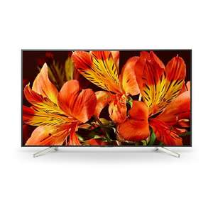 """Sony KD55XF8577SU 55"""" 4K HDR Smart LED TV (+5 Year Warranty) - £703.99 Delivered w/code @ Co-op Electrical"""