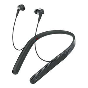 Sony WI-1000X Refurbished Behind-the-neck wireless headphones with digital noise cancelling £139 @ Sony Centres Direct