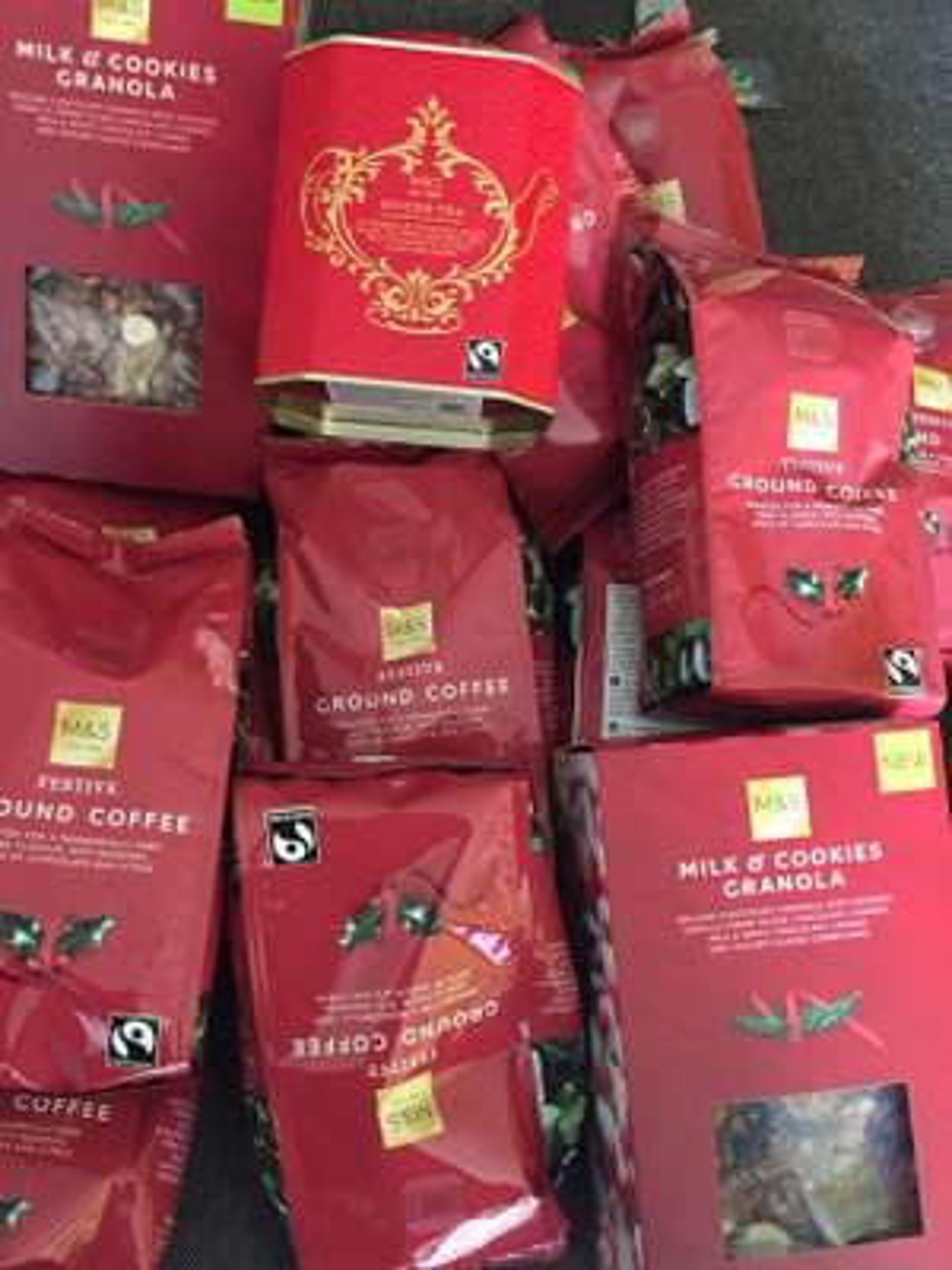 M&S Festive Coffee £1 instore