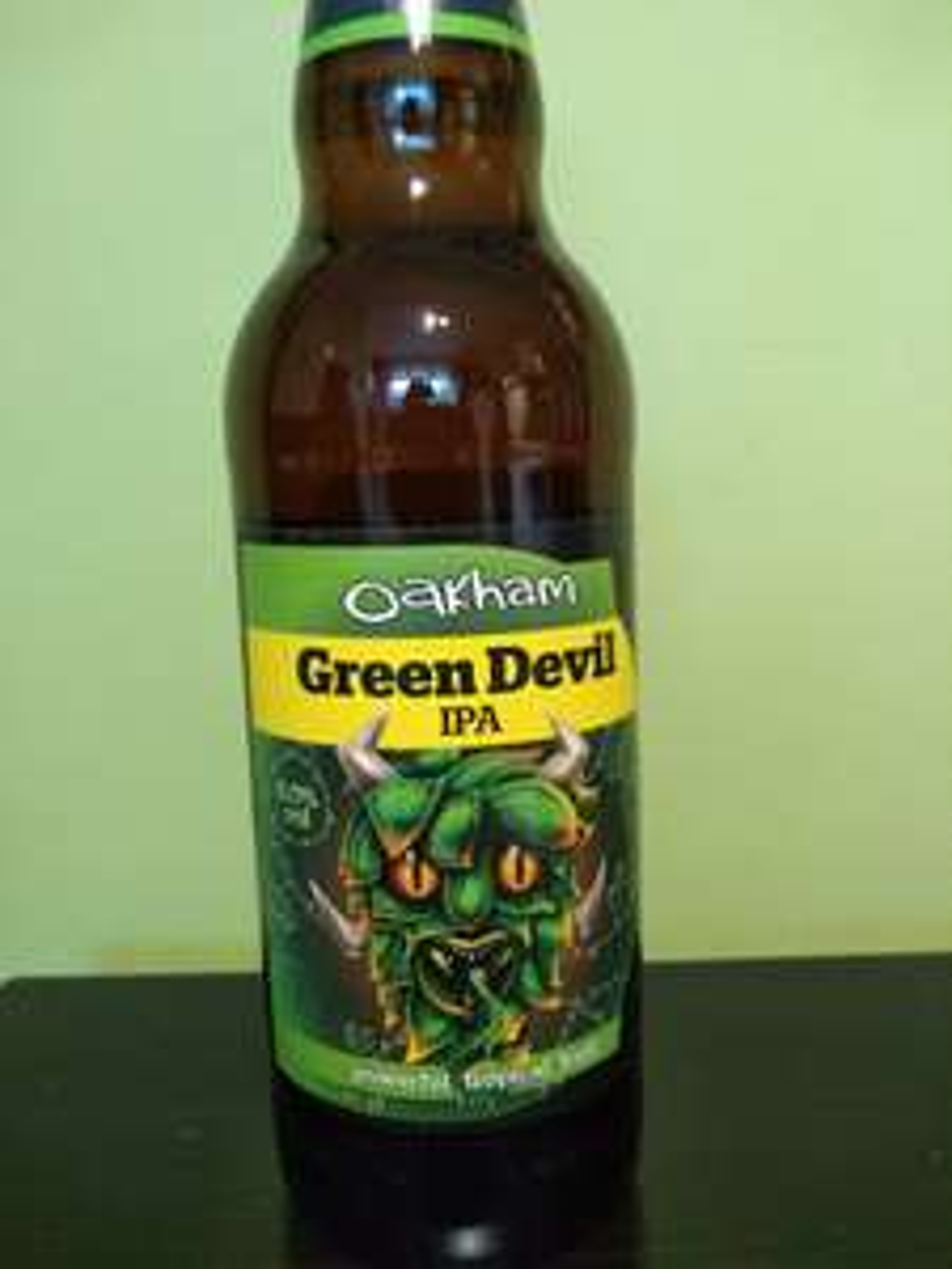 Oakham Ales Green Devil IPA 500ml £1.19 - Home Bargains