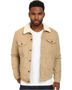 Levi's Men's Sherpa Trucker Jacket - 7 different types, from only £55! @ Amazon