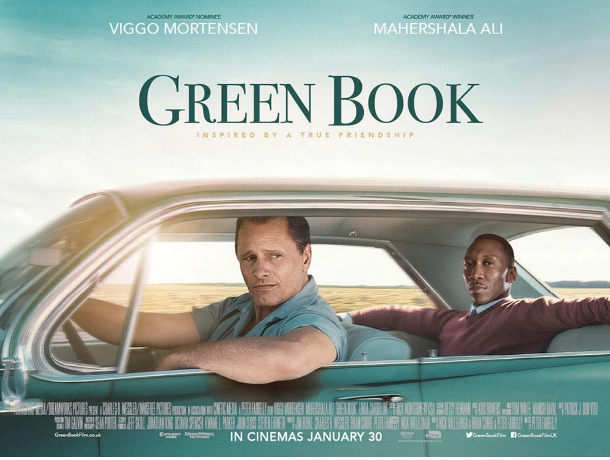 Free Cinema Tickets 14th Jan - Green Book - WeTicketIt