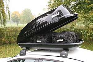 Thule 688006 Ocean 80 UK, Black Glossy  Roof box  £101.52 @ Amazon