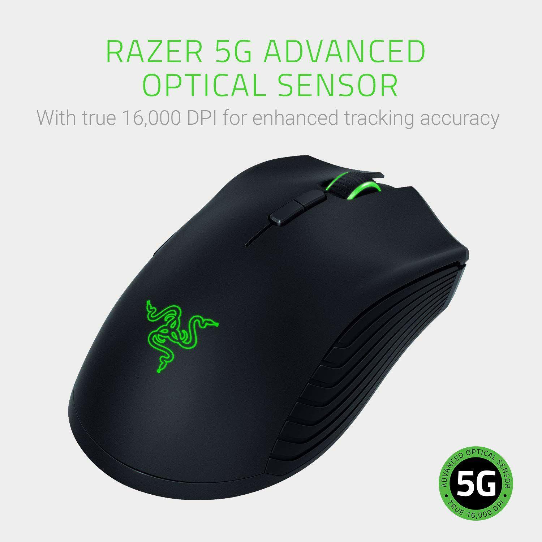 Razer Mamba Wireless 5G 16,000DPI Gaming Mouse - £86.99 @ Amazon