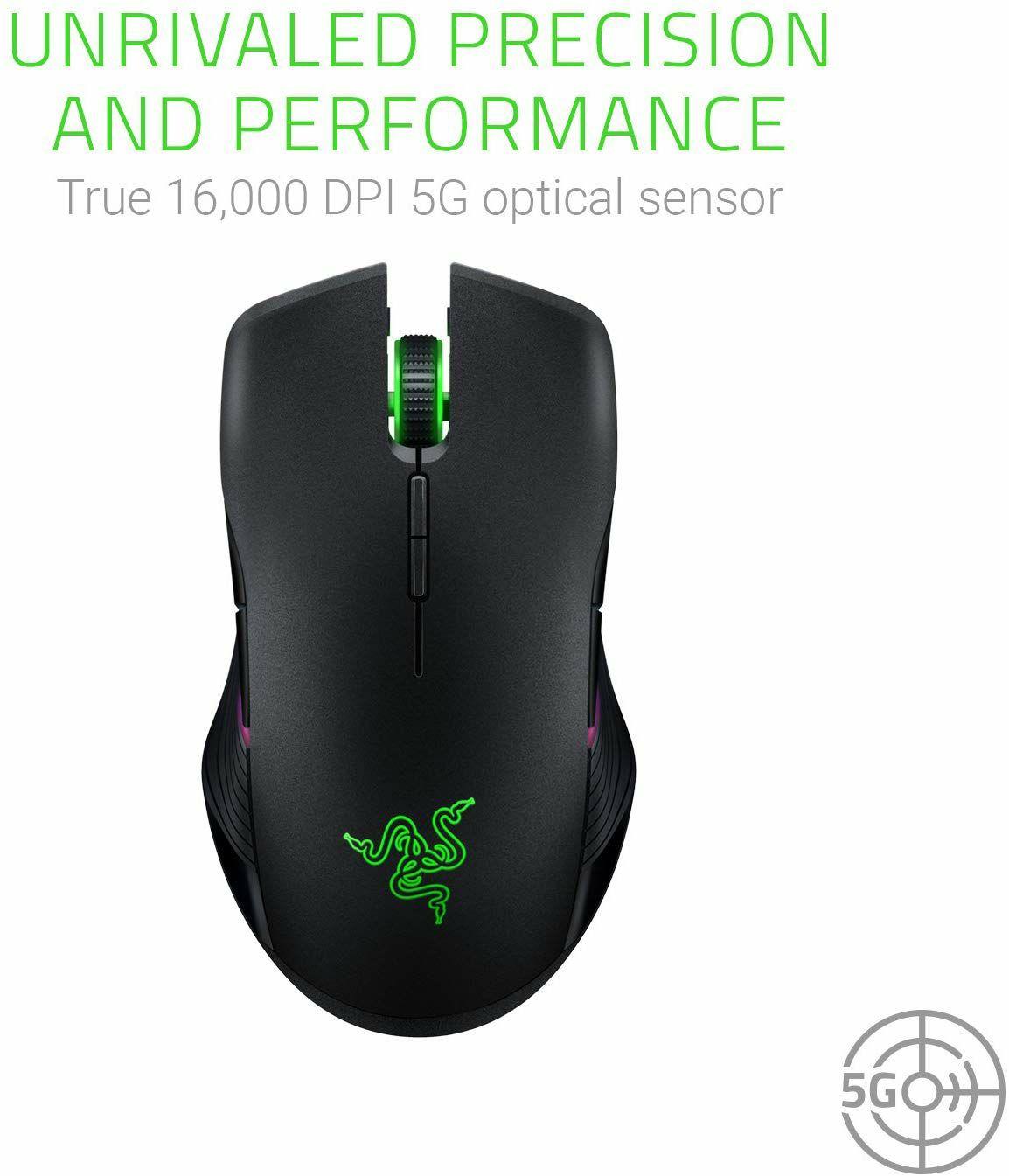Razer Lancehead Wireless 5G 16,000DPI gaming mouse - £76 @ AriaPC