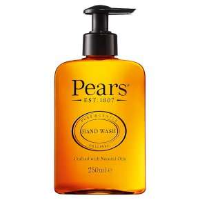Pears hand wash 237ml Waitrose & Partners - £1.33