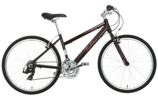 Pendleton Brooke 'hybrid' women's bike, £150 at Halfords