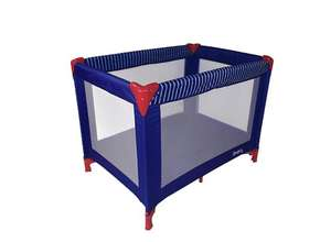 Red Kite Sleeptight Ship Travel Cot £22.50/pink available see OP @ Asda free c+c