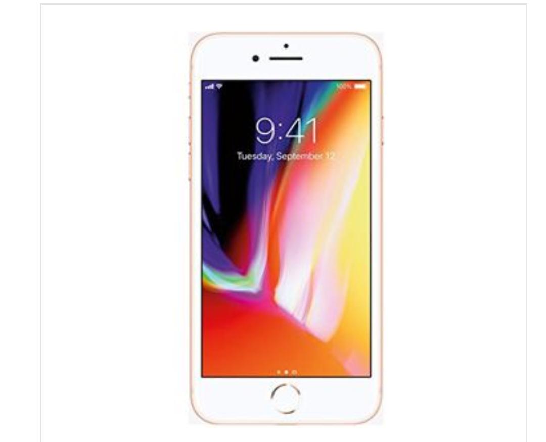 256GB Unlocked Apple iPhone 8 - Grade B Gold £429.99 @ Smartfonestore