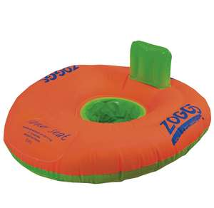 Zoggs trainer inflatable pool seat 3-12months £7.50 in store @ Tesco