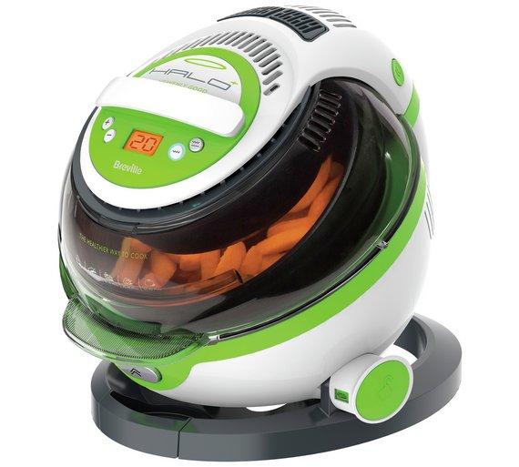 Breville VDF105 Halo+ and Health Fryer £69.99 @ Argos