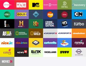 Free 3 Month TVPlayer Premium/ Premium Plus w/code - includes 100 channels + 10 hours free recording @ TVPlayer
