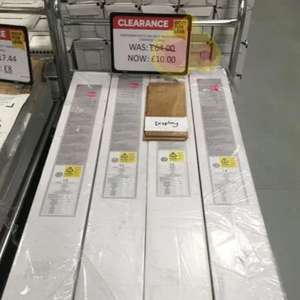 Symphonia Rustic Oak Solid wood flooring reduced to £10 from £64 B&Q in store