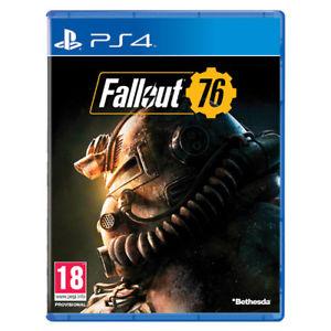 Fallout 76 PS4 - BRAND NEW - UK for £14.99 Delivered @ Ebay (monsterbid-monstershop)