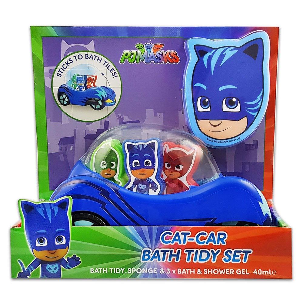 PJ Masks - Cat-Car Bath Tidy Gift Set Was £12.00 Now £2.20 Instore @ Tesco (Mayflower)