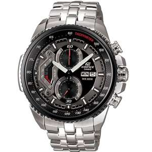 Men's Casio Edifice Stainless Steel Bracelet Watch [EF-558D-1AVEF] £81.50 delivered w/code @ Chapelle [2 years Manufacturer's Warranty]