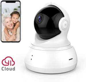 YI Dome Camera Pan/Tilt/Zoom720p £23.99 @ Amazon sold by YI official store