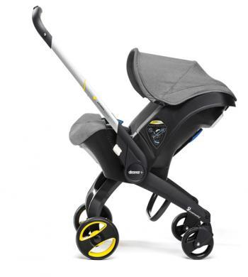 Doona Car Seat Storm + Free Raincover £239 @ Lesters-Nurseryworld