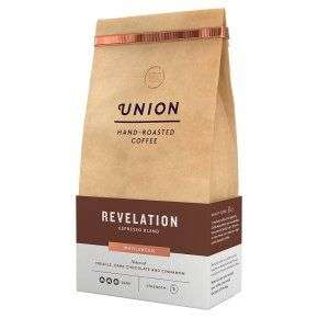 Waitrose In-store: Union Hand-Roasted Coffee Beans 200g £3.33 @ Waitrose