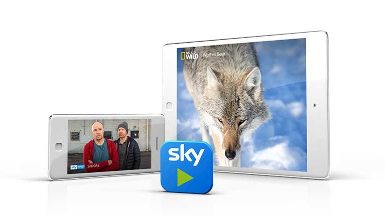 Sky Sports and Sky Cinema Bt Sports