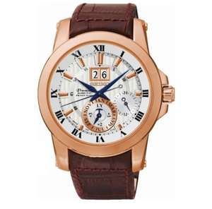 SEIKO PREMIER KINETIC PERPETUAL CALENDAR WATCH RRP:£649 now £379 @ Chapelle Jewellery