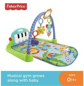 Fisher-Price Kick 'n' Play Piano Gym £17.50 in store @ Tesco was £30