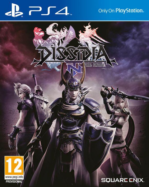 Dissidia Final Fantasy NT PS4 For £7.99 Delivered @ CoolShop
