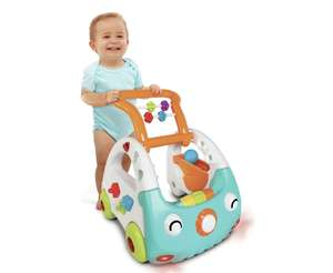 Infantino Grow with me Sensory 3-in-1 Walker £15 in store @ Tesco